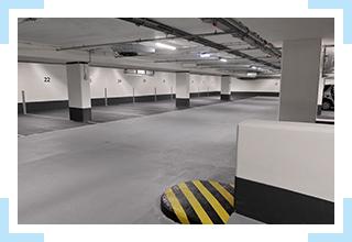 Mai 2018 – letzte Sanierungsphase der Anwohnertiefgarage Zwingerstraße
