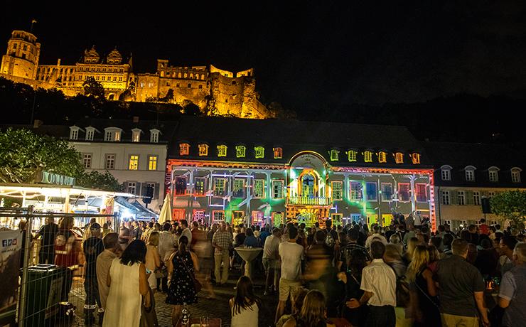 Karlsplatzfest in Heidelberg