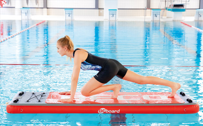 Floating Fitness