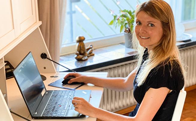 Arbeiten im Homeoffice – zur Reduzierung von Kontakten im Unternehmen