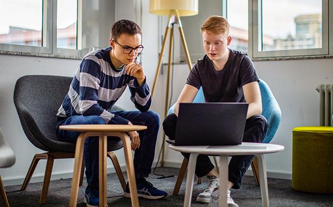 Ausbau der Online-Angebote zu Weiterbildung
